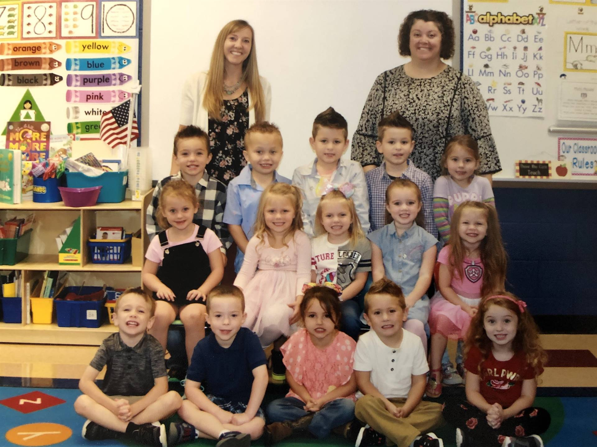 Southington Preschool Class 2019-2020