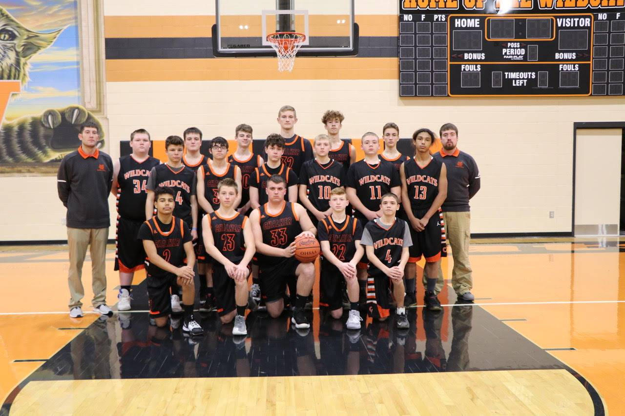 H.S. Boys Basketball Team