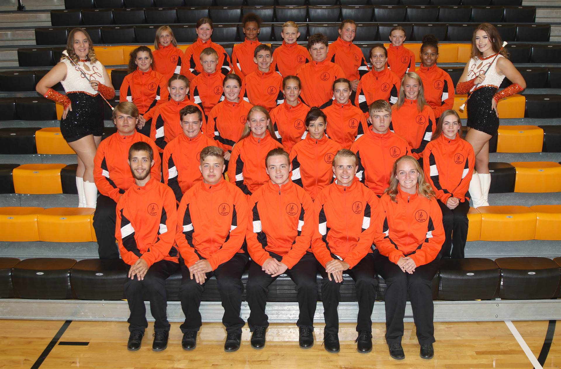 2019 CHS Marching Band