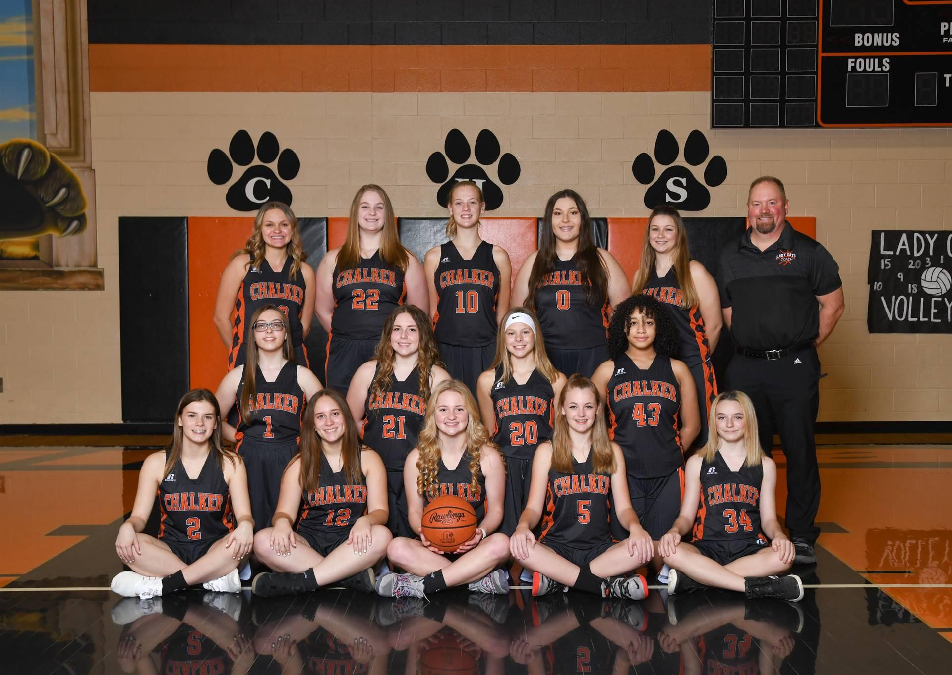 Girls Varsity Basketball
