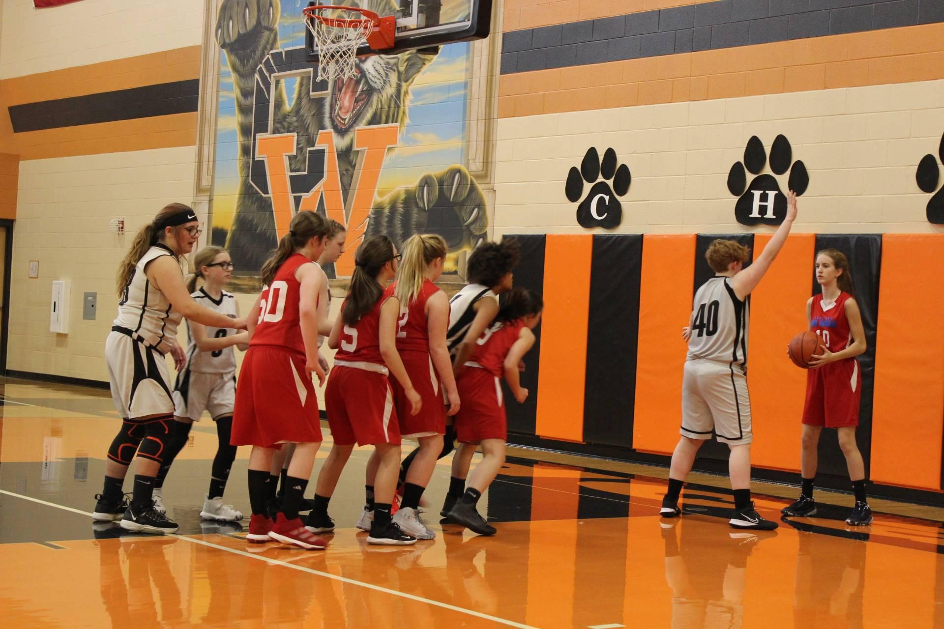 Middle School Basketball
