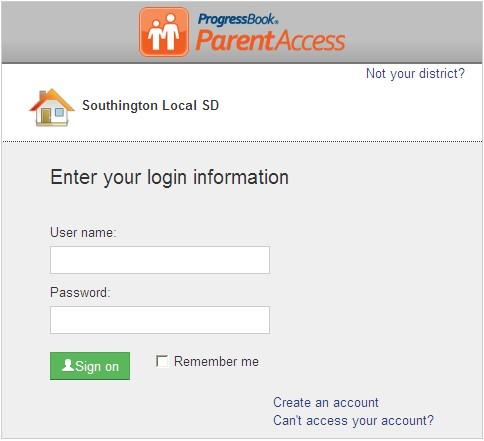 Parent AccPess Link