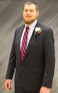 Board Member- Cory Freeman